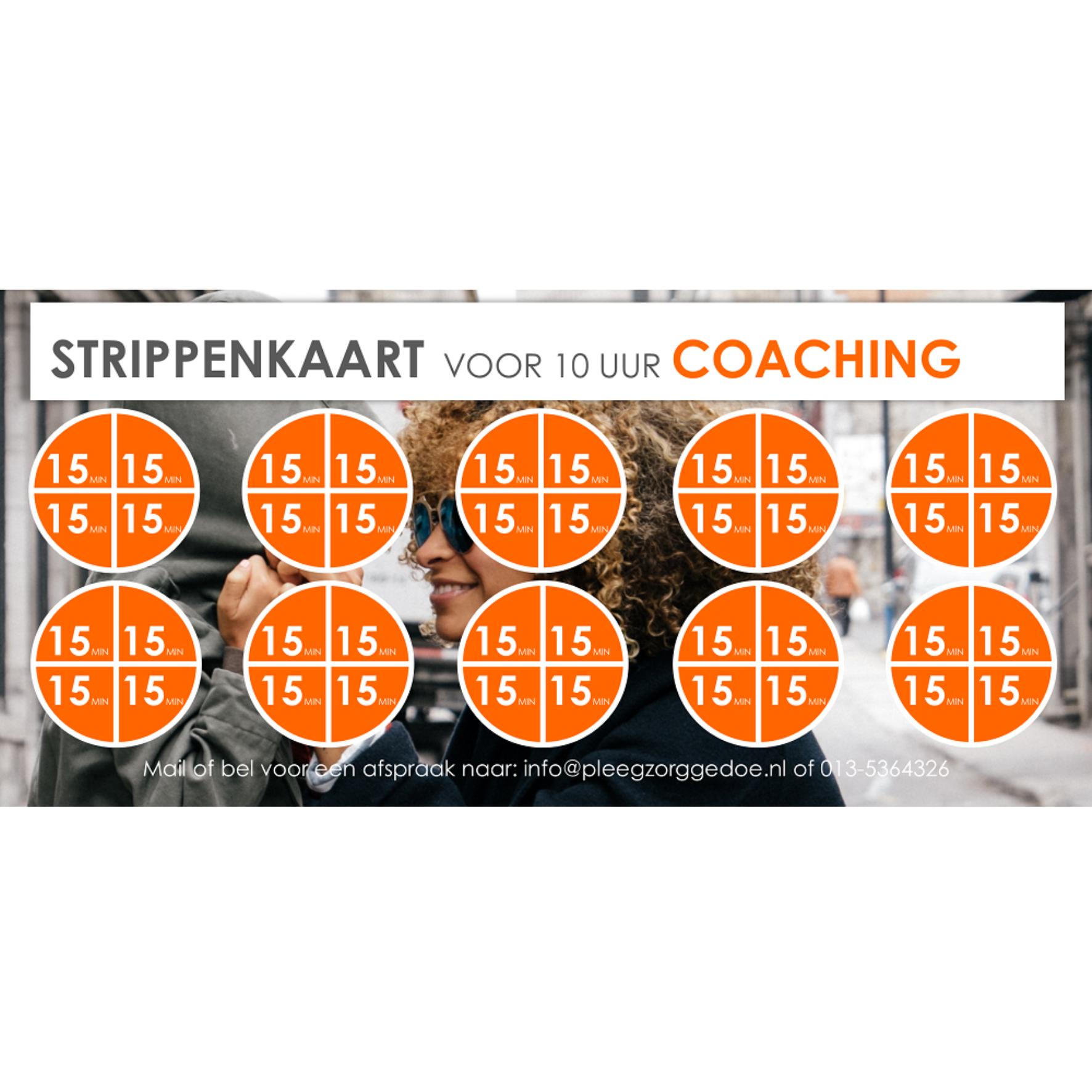 strippenkaart 10 uur coaching