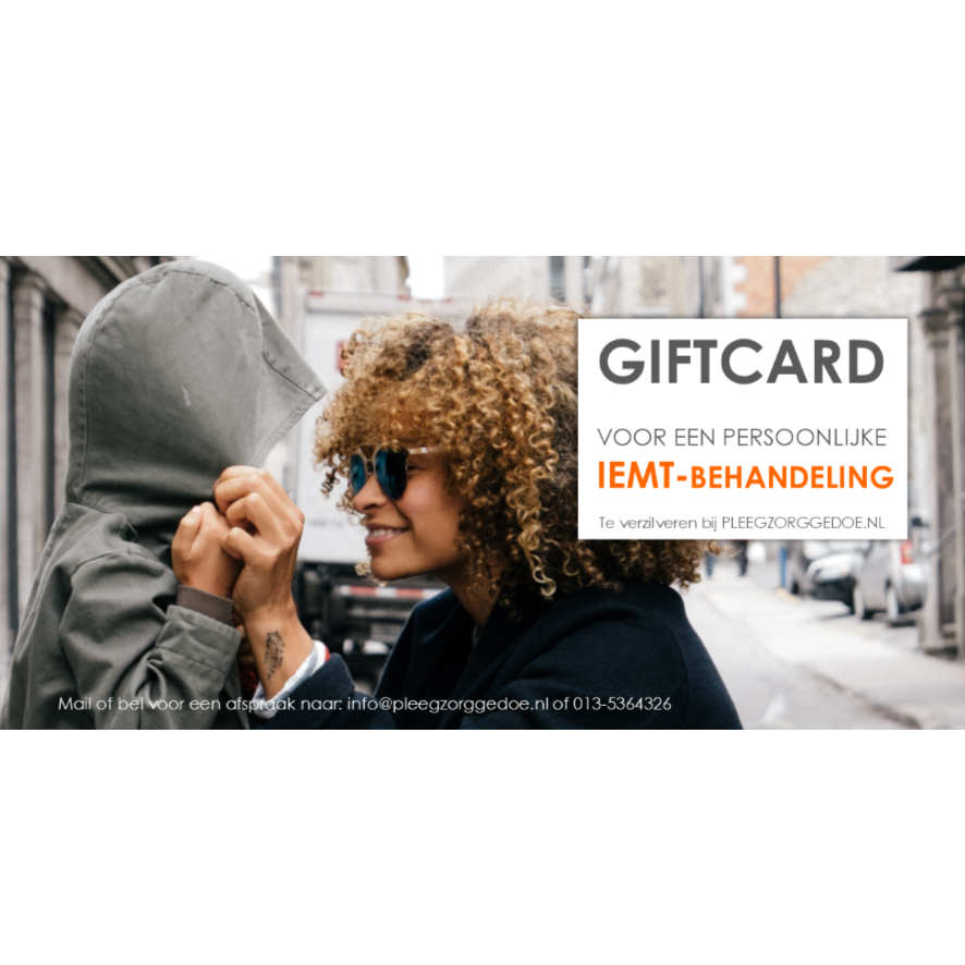 Giftcard IEMT behandeling