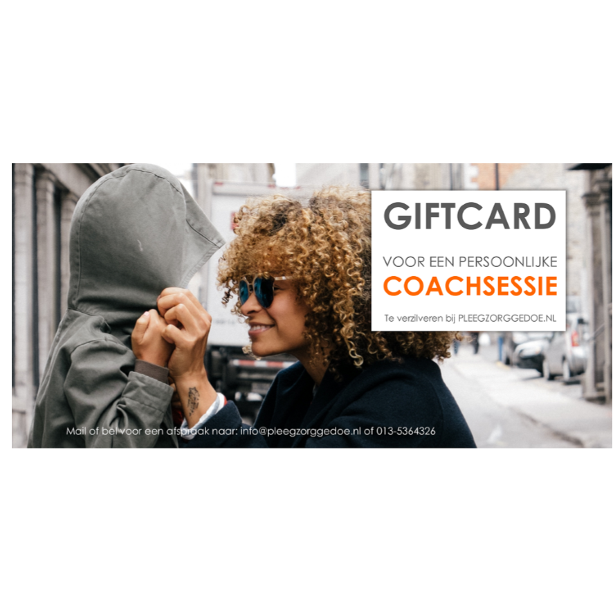 Giftcard coachsessie